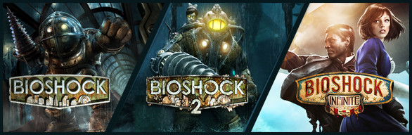 Bioshock Series potentially coming to PS4/XB1